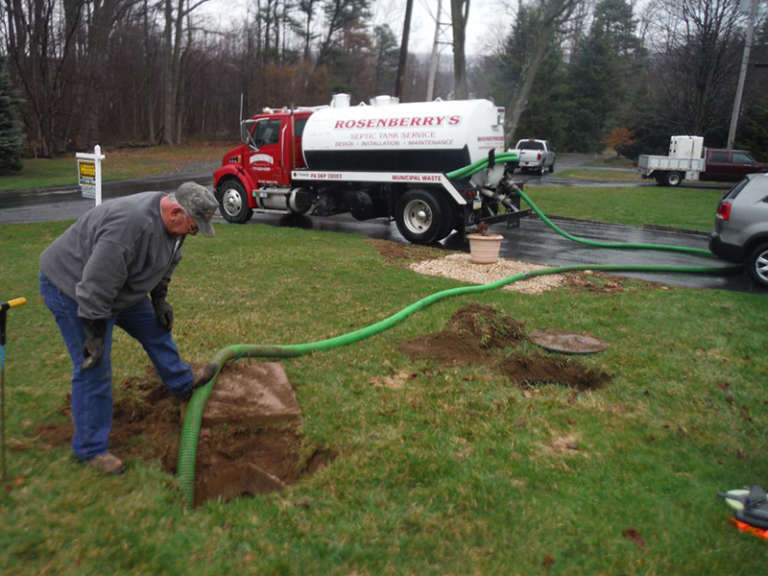 Septic Services and Septic Tank Pumping