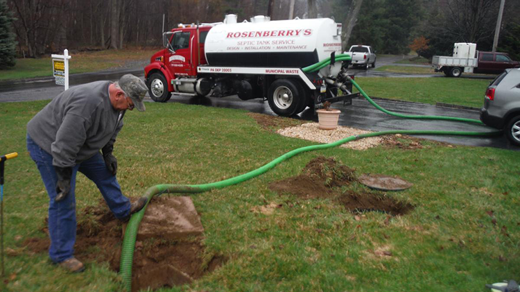 Septic Tank Pumping and Septic System Services