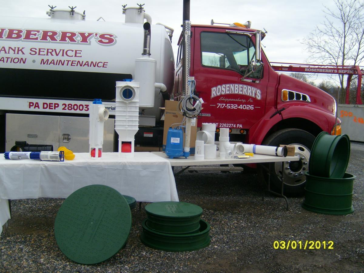 Septic System Supplies